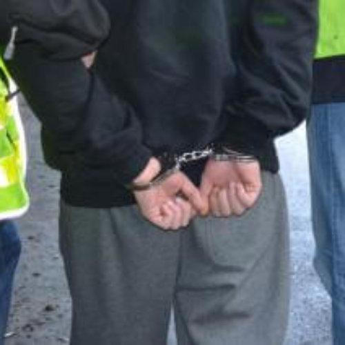 Krakowscy policjanci zatrzymali pseudografficiarza odpowiedzialnego za 15 przypadków dewastacji