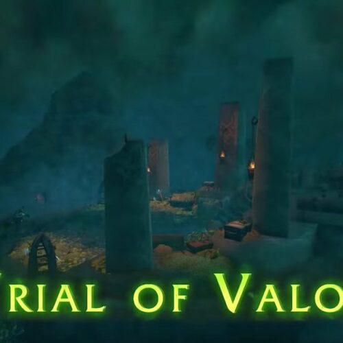 Poradnik do World of Warcraft Trial of Valor Raid