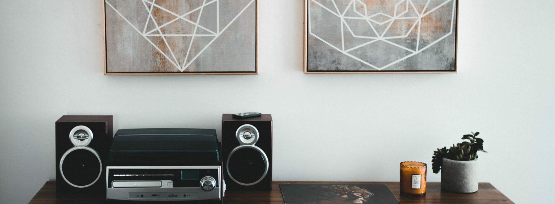 Wybieranie głośników do systemu stereo